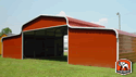 county horse barn by elephantbarns.com