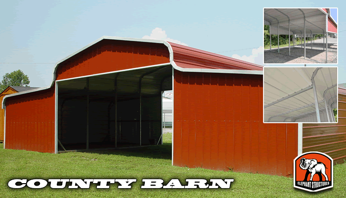 County Barn Images