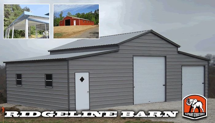 Ridgeline Barn Images