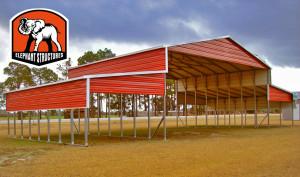 Summer Barn for the Summer Rains