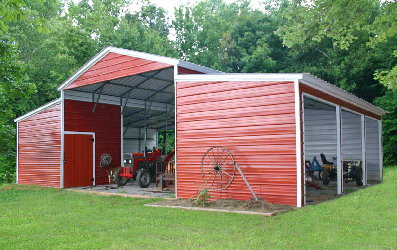Steel Barn for Farming