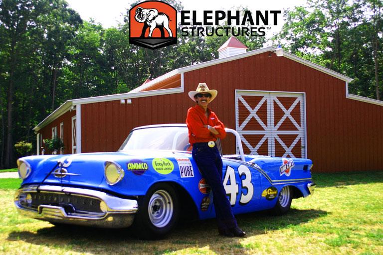 Discount barn kit elephant barns for Cheap barn kits
