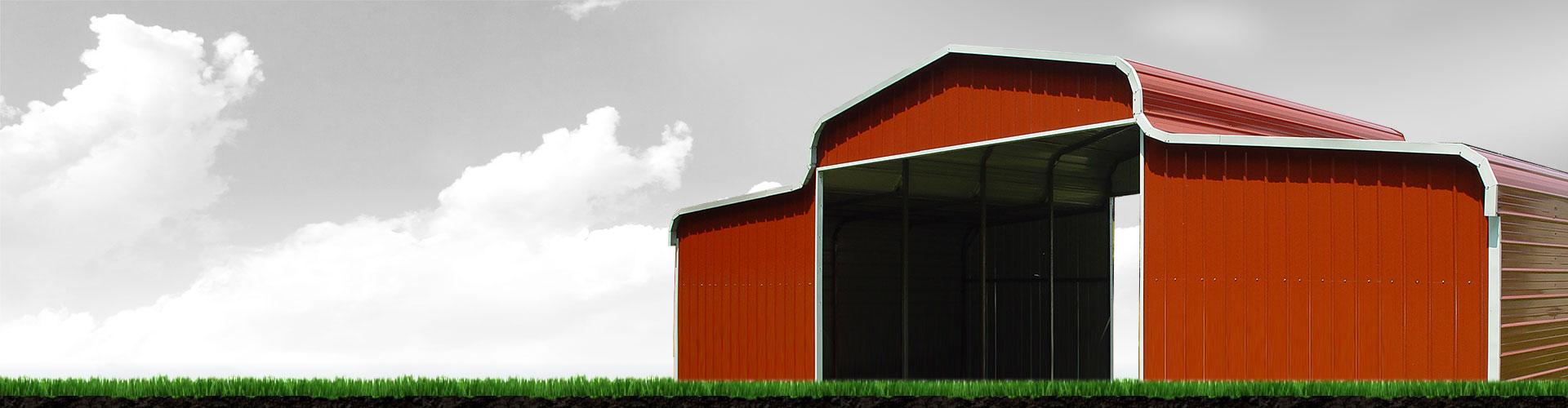 Build Your Barn Slide Background