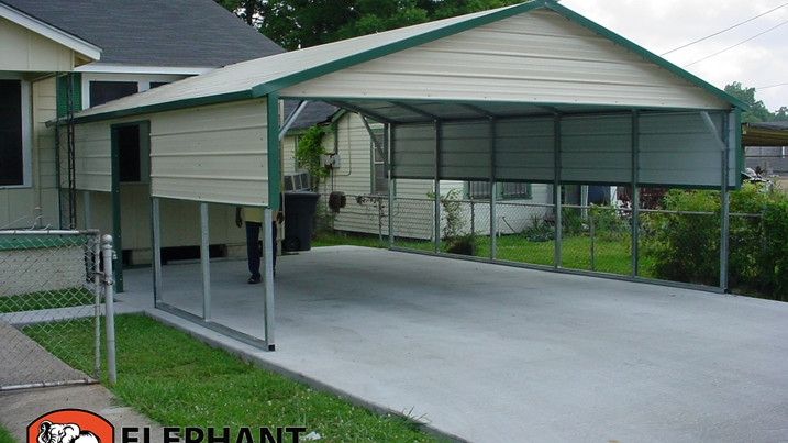Elephant Buildings Carports : Metal carports for sale elephant barns