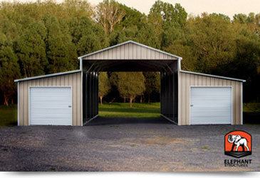 RV Storage Building