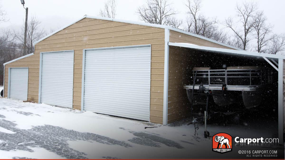 metal-barn-boat-garage-35043317
